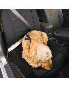 Kurgo Co-Pilot Bucket Seat Cover - Small - Black