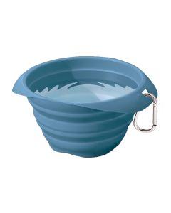 Kurgo Collapse-A-Bowl - 710ml - Blue