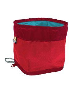 Kurgo Zippy Bowl - Red