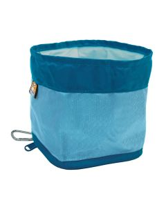 Kurgo Zippy Bowl - Coastal Blue
