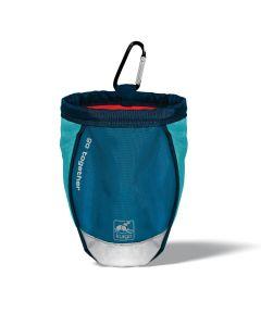 Kurgo Go Stuff It Treat Bag - Coastal Blue