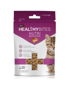 Vetiq Healthy Bites Nutri Booster For Kittens - 65g