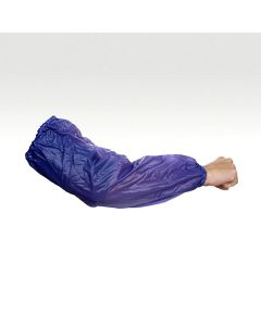 "Neogen Sleeves Milker Elastic Cuffs - 18"" - Blue - 24 PACK"