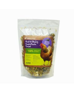 Natures Grub Fruit & Berry Superfoods Treat - 600g