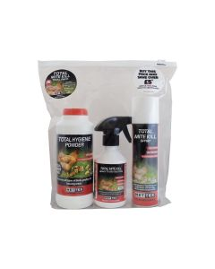 Nettex Total Hygiene Trial Pack - Pack of 4