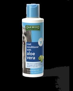 Oakwood Pet Coat Conditioner with Aloe Vera - 280ml