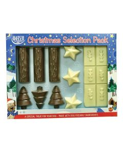 Christmas Selection Pack for Dogs - 60g