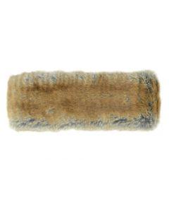 HyFASHION Canadian Faux Fur Headband - Fawn