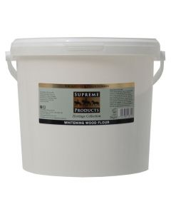 Supreme Products Heritage Collection Whitening Wood Flour - 3kg