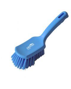 Hillbrush Short Handled Brush - Blue - 254mm