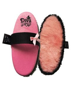 Haas Diva Girlie Girl Brush - Pink