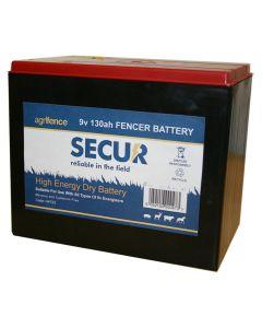 Agrifence 9v 130ah Dry Battery