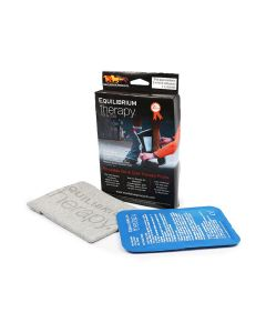 Equilibrium Hot or Cold Therapy Pouches - Grey - One Size