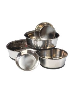 House of Paws Stainless Steel Dog Bowl CONBTLS27368
