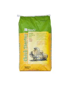Manna Pro Chick Starter Medicated Crumble 22.5kg
