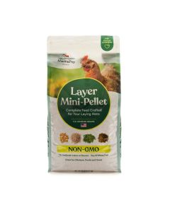 Manna Pro Non-GMO Layer Mini Pellets
