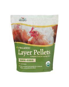 Manna Pro Organic Layer Pellet - 4.5kg
