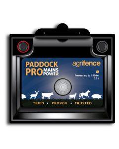 Agrifence Paddock Pro Electric Fence Energiser (H8307)