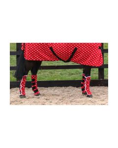 Supreme Products Dotty Fleece Boots