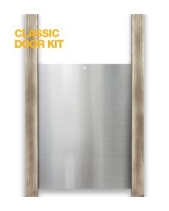 ChickenGuard Classic Door & Runner Kit