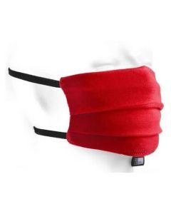 Cotton Face Mask Reusable - Single - Red