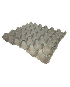 Eton Fibre Egg Tray - Grey - Pack of 70