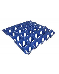 Eton Plastic Keyes Tray - Blue - 20 Eggs