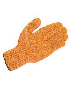 Gloves Criss-Cross - Orange