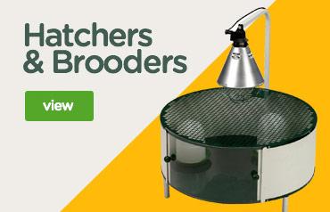Hatchers & brooders