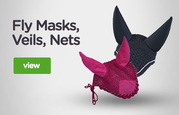 Fly Masks, Veils, Nets