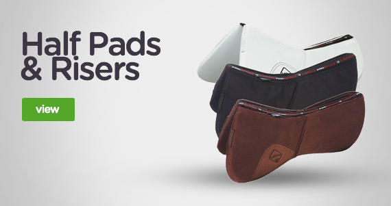 Half Pads & Risers