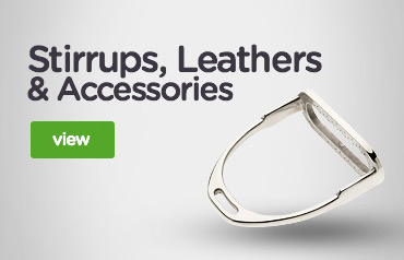 Stirrups, Leathers & Accessories
