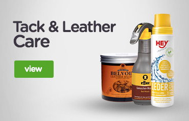 Tack & Leather Care