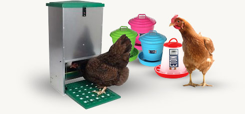 Poultry Feeders | Eton Chicken feeder